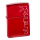 ZIPPO PLAYBOY RED
