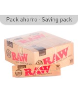 Papel Raw King Size Slim Classic