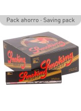 SMOKING DELUXE KING SIZE PAPER