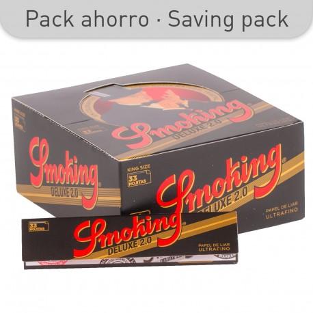 SMOKING DELUXE KS PAPER