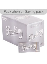 PAPEL SMOKING PLATA 200