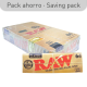 RAW 1/4 ROLLING PAPER