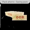 OCB HEMP ORGANIC 1 ¼ PAPER