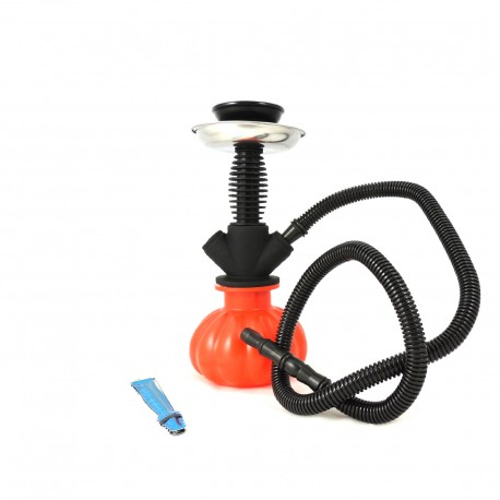 Acrylic shisha: red and black