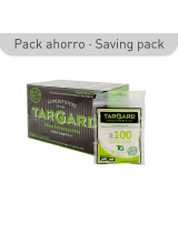 Tar Gard extra long filters