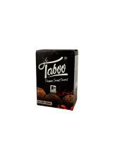 Taboo coconut charcoal
