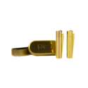 Mechero Clipper Gold