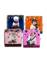 Teo Jasmin Kitten Cigarettes Cases
