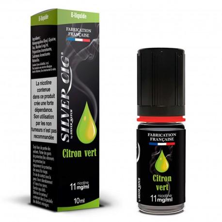 E-liquid SilverCig Green Lemon