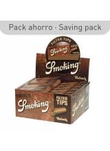 SMOKING BROWN FILTER TIPS
