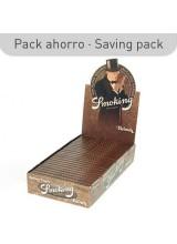SMOKING BROWN 1 1/4 PAPER