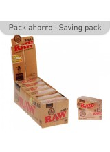 Papel Raw Rollo King Size Classic