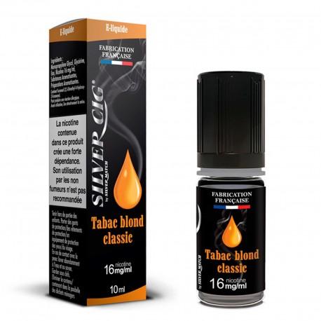 E-liquid SilverCig Tabac Blond Classic
