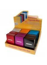 Dorex aluminum cigarette case