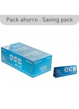 PAPEL OCB X-PERT BLUE SIMPLE