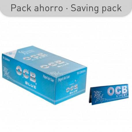 OCB X-PERT BLUE PAPER