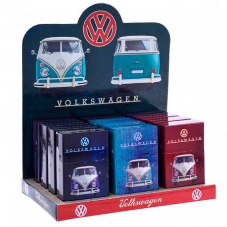 Volkswagen colours cigarette case