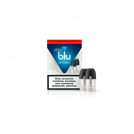 myblu™ Liquidpod Intense Strawberry Mint
