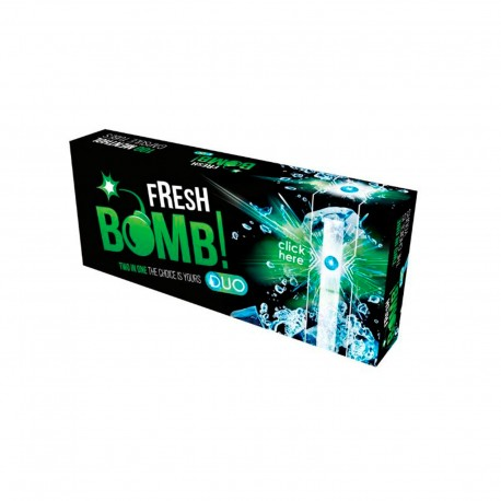 Fresh Bomb DUO Tubes Menthol