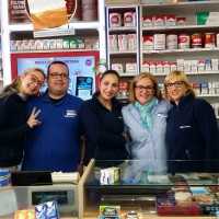 Team of Eurotabaco Avenida del Mediterráneo