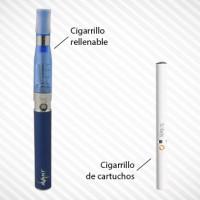 Tipos de cigarrillos electrónicos