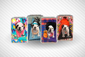 New Teo Jasmin cigarette cases