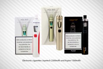 AIO E-Cigarettes
