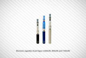 E-Cigarettes Avant Vapor-e e-Go