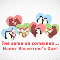Saint Valentine's Promotion 2018