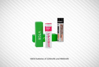 Litium rechargeable batteries