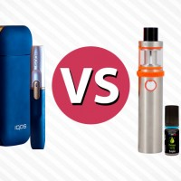 Vaping VS Heating