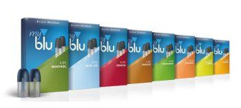 MyBlu vape pen flavours