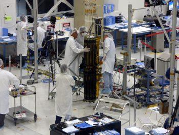 Laboratorio PMI Science