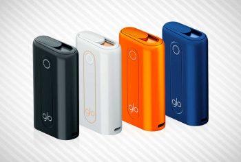 Nuevo dispositivo de tabaco calentado Glo Hyper