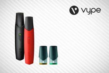 New VYPE vaping device