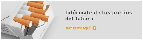 Precios del tabaco